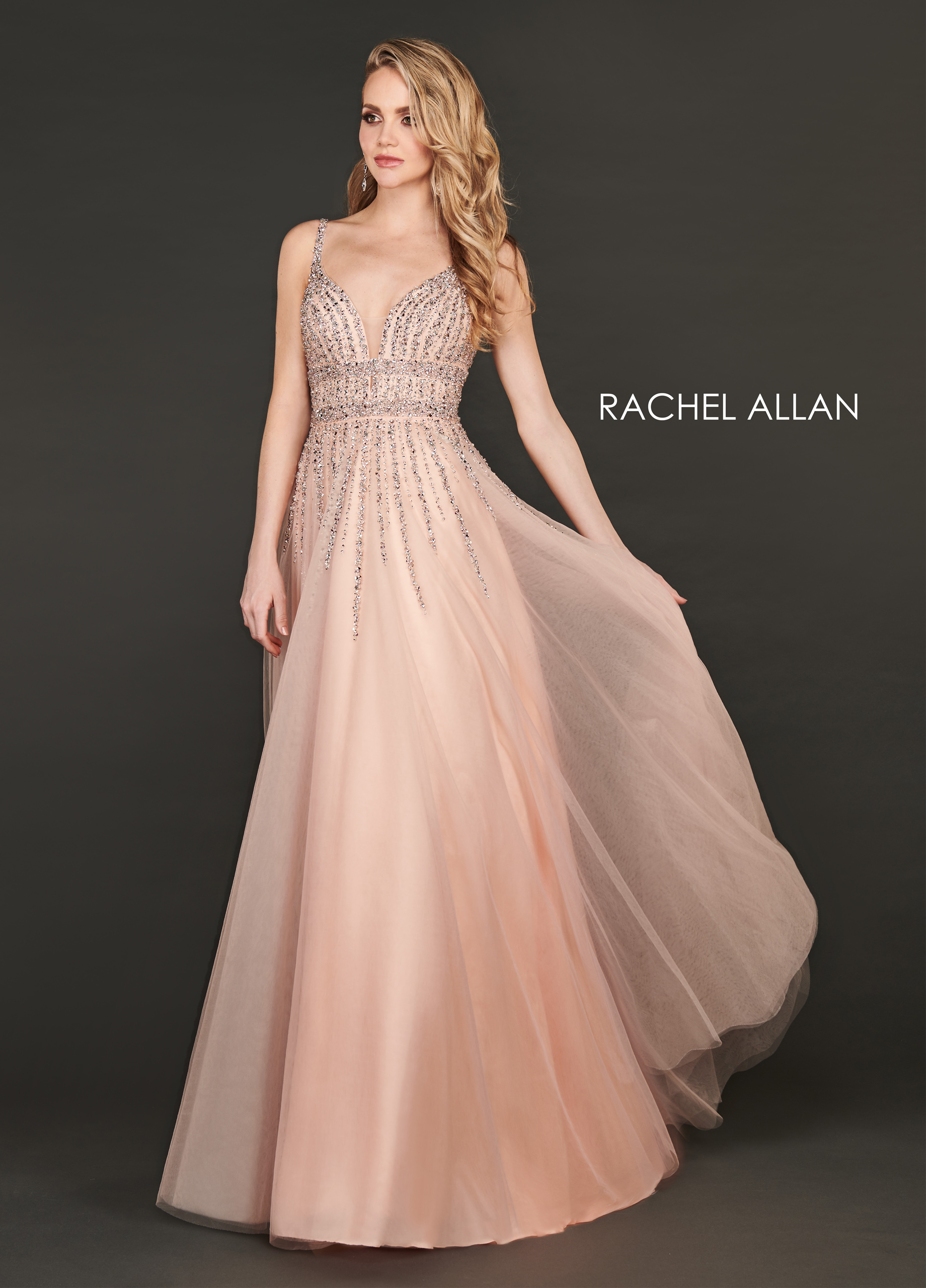 Sweetheart A-Line Couture Dresses in Blush Color